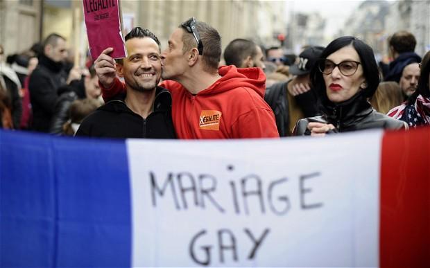 mariage_gay - france - telegraph - vivre trans