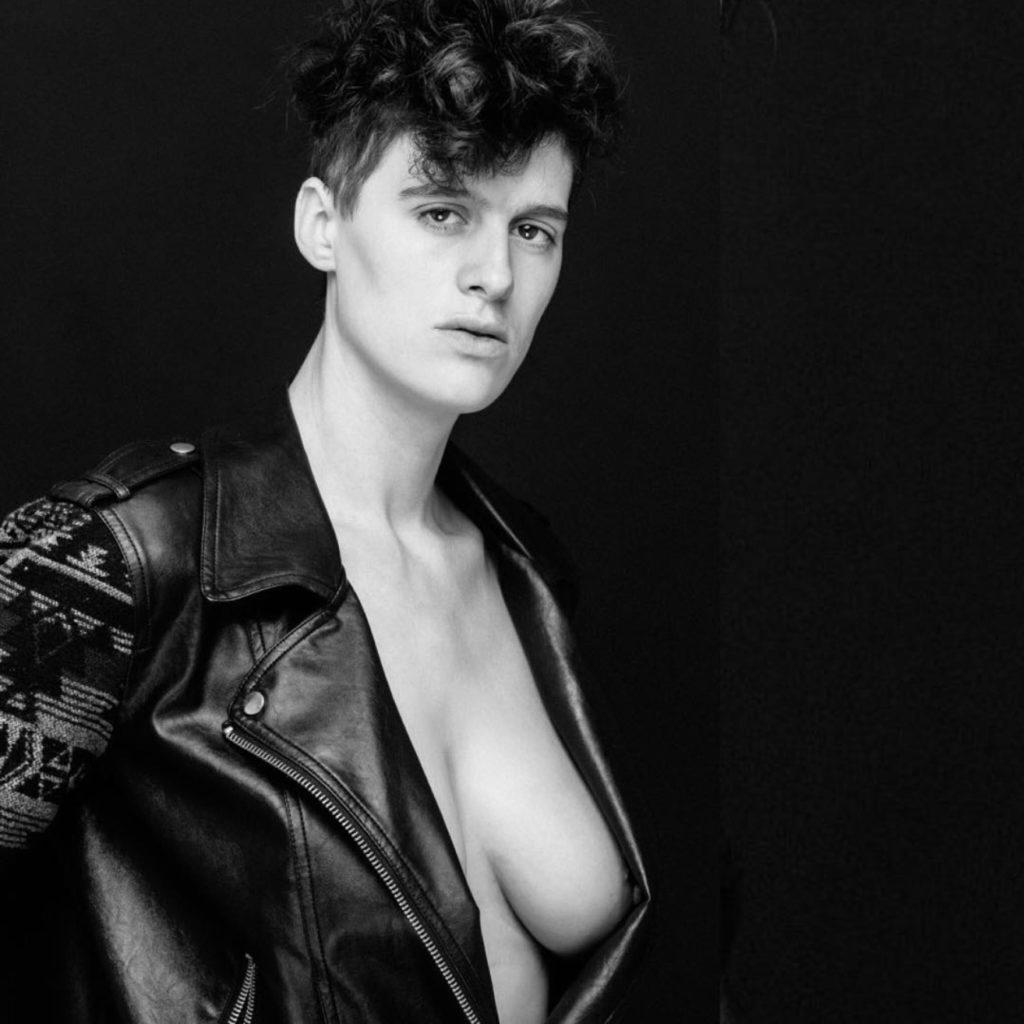 raindovemodel - androgyne - vivre trans