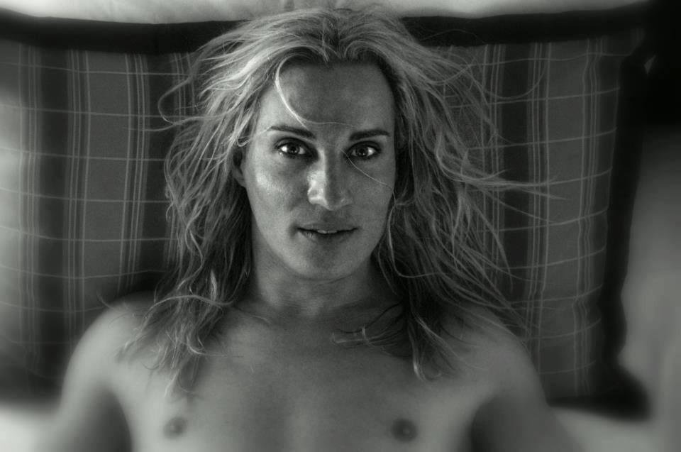 sylvain wojak - androgyne - ange spirituel - vivre trans
