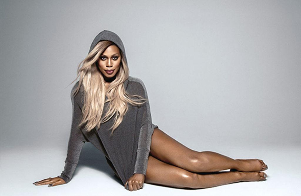 Laverne Cox - transgenre - vivre trans - célébrités