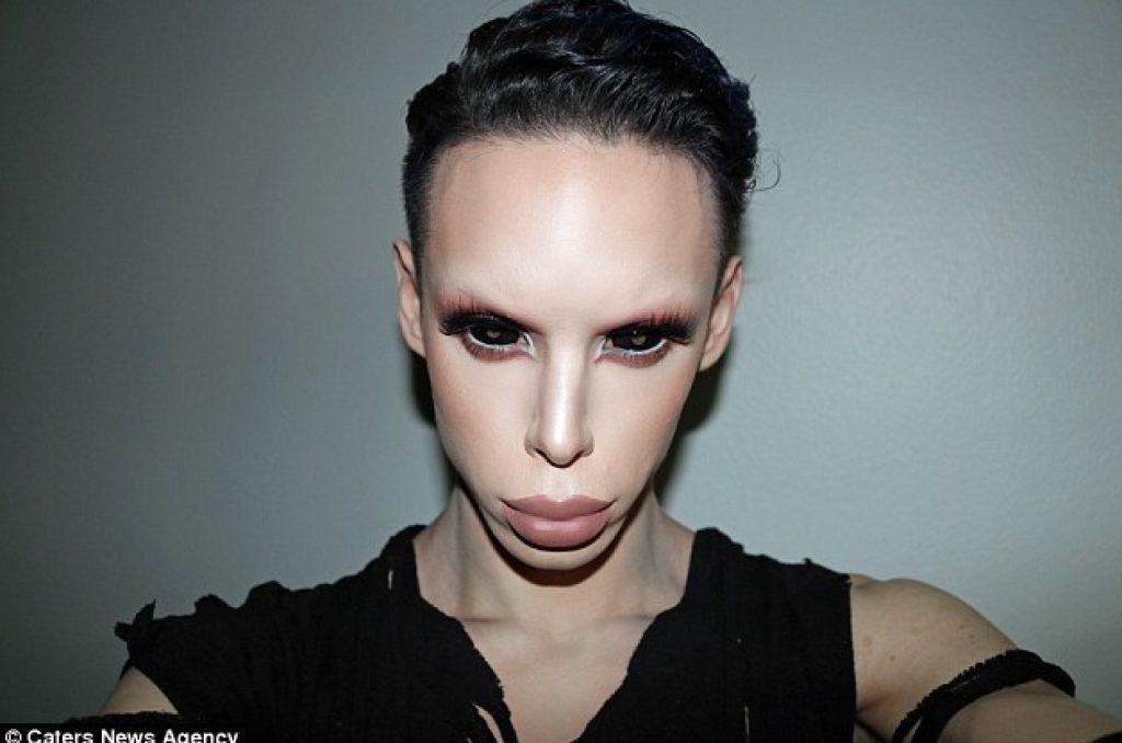 vinny ohh - alien - transgenre - vivre trans - 8
