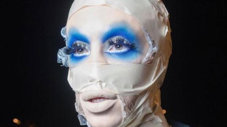 vinny ohh - alien - transgenre - vivre trans