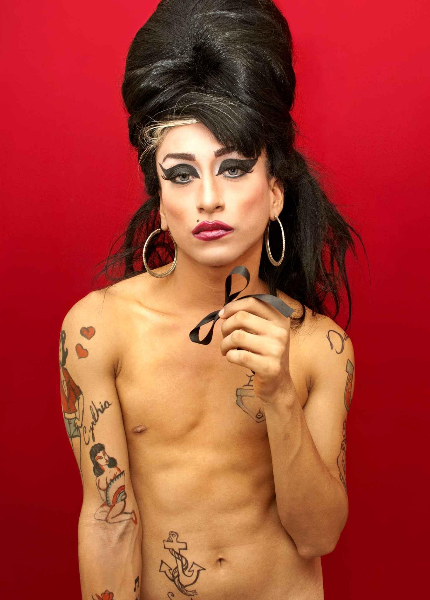 Luis Arturo Aguirre - travesti - vivre trans