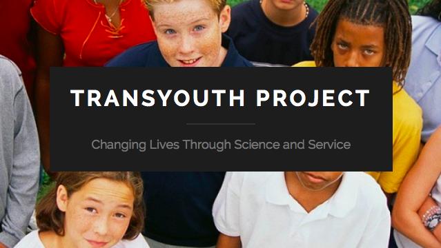 TransYouthproject - vivre trans
