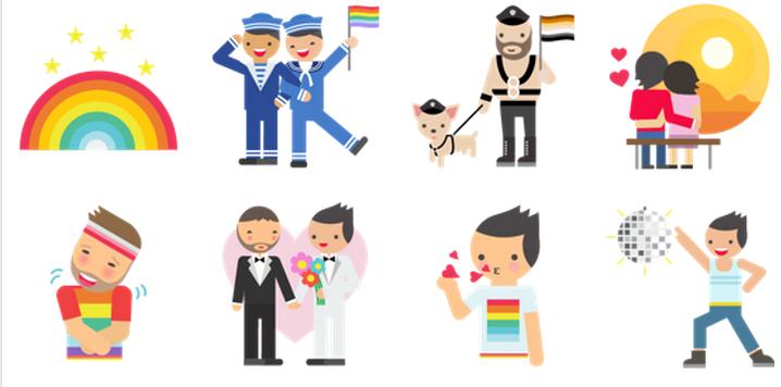 emoji facebook - vivre trans - 1