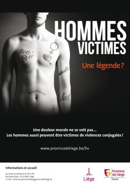 homme-victime-Confinement et violences conjugales - la communauté LGBT, les oubliés de l'histoire