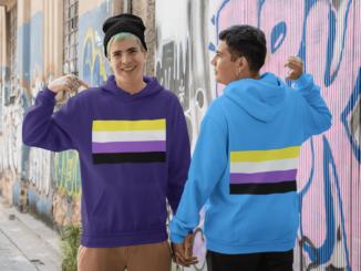 rencontres-non-binaires-drapeau-vivre-trans